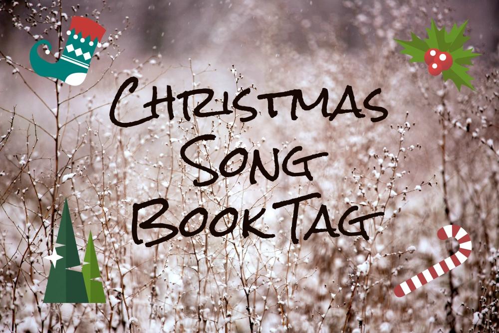 Christmas Song Book Tag (1/6)