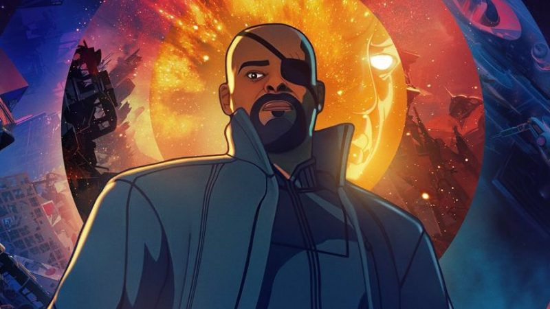 What If ... Nick Fury
