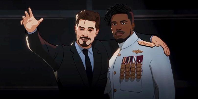 What If ... Killmonger Rescued Tony Stark?